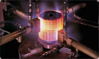Индукционно нагряване на метали